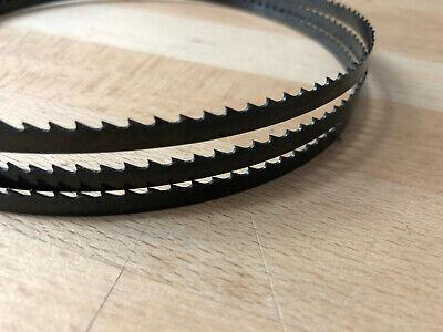 3x Bandsägeblätter Sägebänder 1575mm x 6mm x 0,65mm 4ZpZ