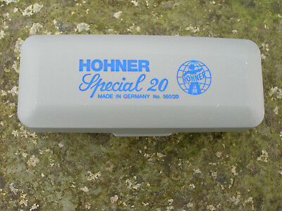 Hohner Special 20 Diatonic Harmonica  New  ( Free Online Lessons For A Month ) 9