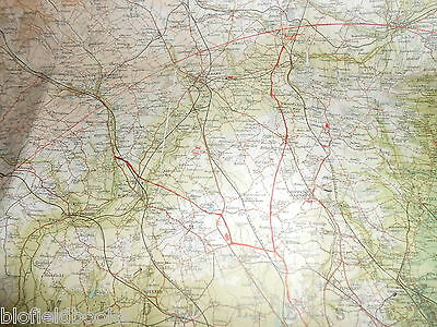 Bartholomew's Survey Map for Tourists & Cyclists - Bedford/Hertford - c1915 (25) 4