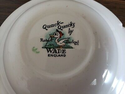 Quack-Quacks Childrens Bowl 4