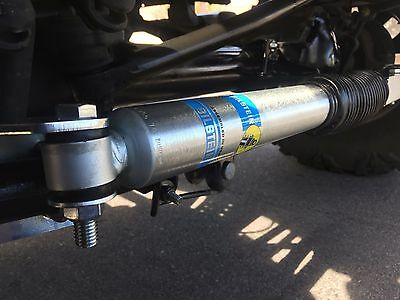 BILSTEIN 5100 DUAL Steering Stabilizer Kit for 05-19 Ford F250/F350 Super  Duty