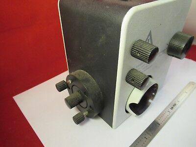 Pour Pièces Leitz 514662 Lampe Récipient Illuminateur Microscope 5