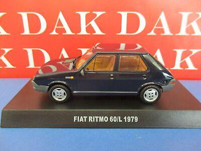 Die cast 1//43 Modellino Auto Fiat Ritmo 75CL 1979
