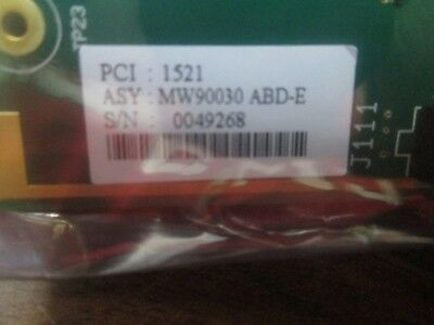 Pitney Bowes Motion Control Board Connect+ Series Mw90031 Mw90030 Abd-E New