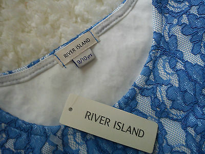 New Amazing River Island Girl Sets Outfits Top Skirt 9/10 Yrs Nr4 3