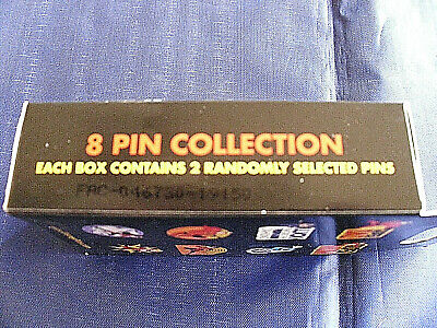 Disney Parks * THE INCREDIBLES * New & Sealed 2-Pin Mystery Box 2