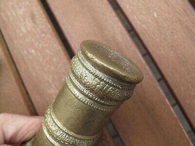 Barocker Messing Stößel 5