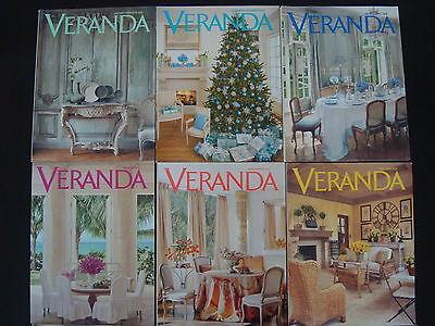 12 Veranda Decorating Magazines Lot #5  **great Decorating Ideas** 2