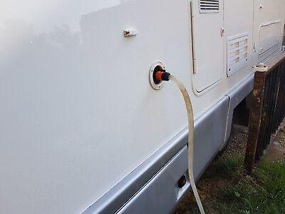 Tappo bianco riempimento acqua chiare Campeggio Car con chiave