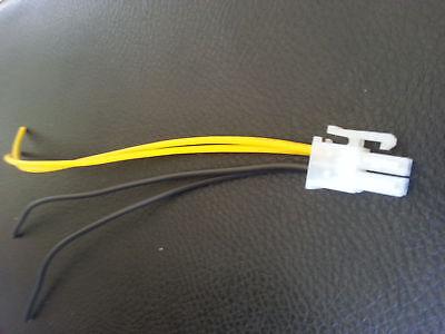 8-Pin Speaker High Level Input Plug ALPINE Amplifier MRV MRP V12 V-Power FLEX