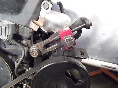 Miatamecca Power Steering Adjust Plate Bolt 90-97 Miata MX5 Mazda M10X25X1.25MM