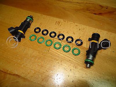 O-Ring Kit for Bosch EV14 0280158 6 Cylinder Nissan 350z Fuel Injector Seal