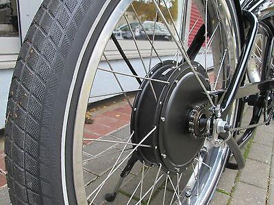 Radsport Drehmomentstütze Umbau e-Bike Pedelec ebike VA ElectricRide Typ3 Nabenmotor