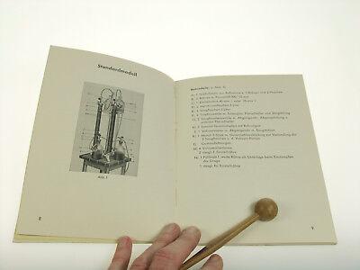Ruma - Vakulator. Betriebs- und Herstellungs-Vorschriften