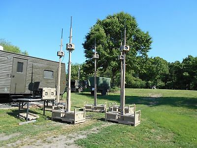 5 Tower Antenna  Wireless Field Alert Pa Event System Emergency Warning Tacwave 4