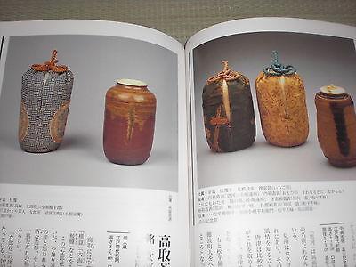 Japanese Tea Ceremony Tools Art Book Chadogu no Sekai 5 CHAIRE Koicha Tea Caddy 10