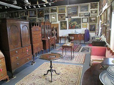 Antique Arts & Crafts Stained Glass Window W/grapes & Vine Cincinnati Estate 507 10