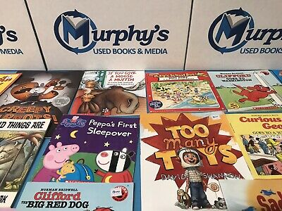 Story Time Assorted Bundle / Lot of 20 StoryBooks for Kids/Toddlers/Daycare 5