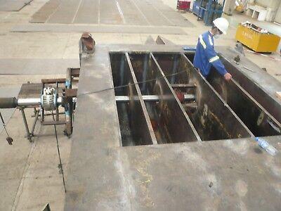 Manufacturer Sell precisen Portable line Boring Machine Bore range 180-1000mm 3