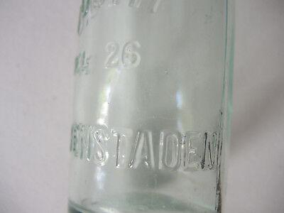 Alte Bierflasche J Guth Graffenstaden, Max Storz Tuttlingen..!!! 4