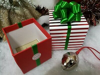 Polar Express Bell The Most Authentic Ltd Edition Bell Large Gold Ticket 11