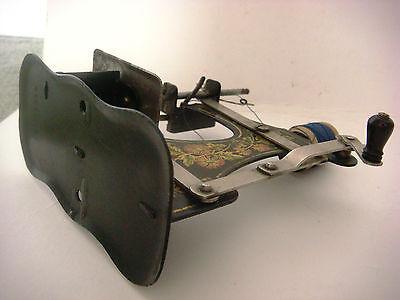 Antique Victorian Miniature Sewing Machine 4