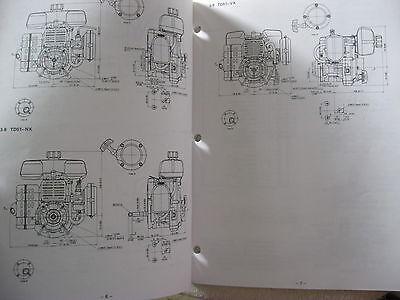 kawasaki td40 td48 td51 gas engine workshop service repair manual rh picclick com Kawasaki Horizontal Shaft Engine Kawasaki Engine Manuals PDF