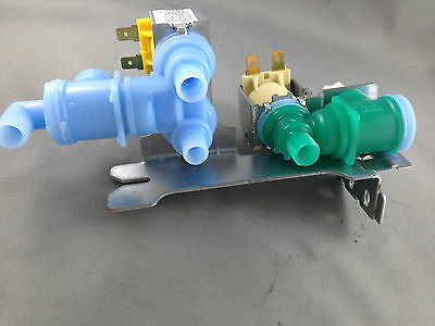 Electrolux Fridge Valve Water Triple  Ese6078Wa, Ese6077Sa, Wse6070Pb, Wse6070Sb 6