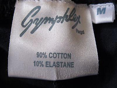 "Girls/Ladies Cycle Shorts NAVY size M (32-34"" Waist) Cotton/Elastane UK Made NEW 6"