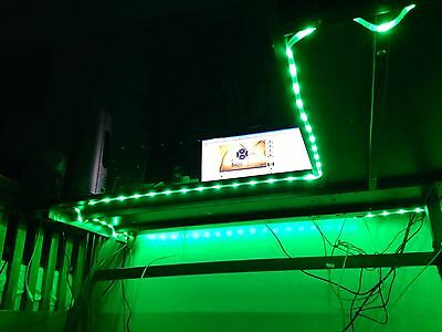 Gaming Computer Desk Led Accent Lighting Kit Great Gift