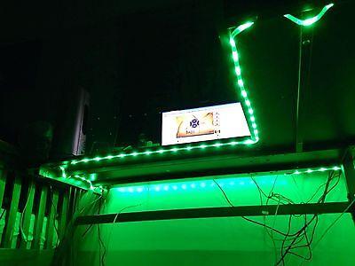 under desk led lighting. 3 Of 12 _____ LED Gaming DESK Lights ____ New 2016 __ Dual Monitor Stand Lighting Under Desk Led