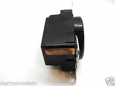 Arrow-Hart 5796 Vintage 2P/3W 277V 50A Specification Grade Receptacle 7-50R b98 5
