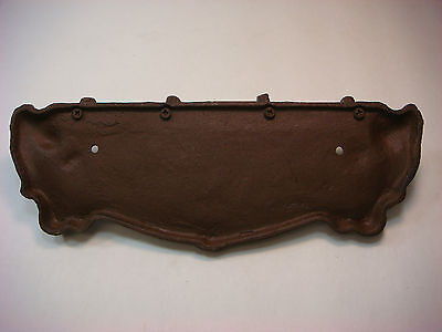 Reproduction Cast Iron Coat Hanger On This Site In 1897 Nothing Happened VS6 2 • CAD $16.37