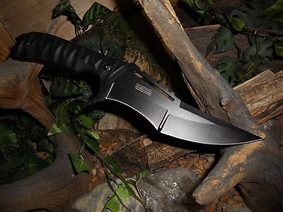 Survival knife/Bowie/M-tech Extreme/Full tang/Heavy duty/Hunting/440C/Zombie 3