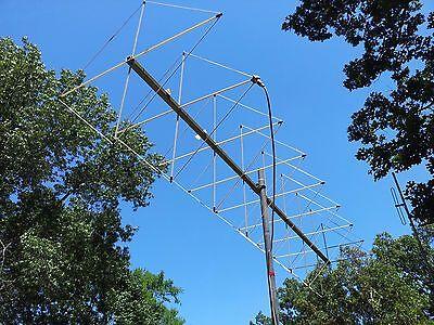 quad antenna Cubical