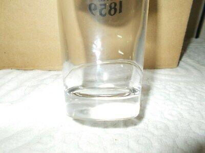 Raro bicchiere birra moretti 0.2l CON DIFETTO DI FABBRICA collezione bar vintage 2