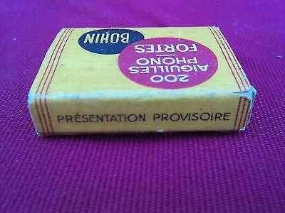 Caja de Aiguilles Phono. Bohin 4