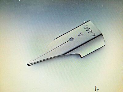 LAMY Feder Z50 Stahlfeder poliert oder schwarz 2