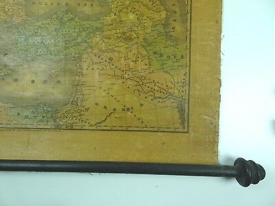 An Ancient Or Bible Map E Huntington Hartford Connecticut  MEDITERRANEAN 1831 5