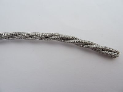 Original Style Wire/Cable/Cord/Flex For Herbert Terry Anglepoise Lamps. Uk Made 4
