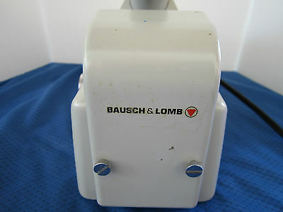 Bausch Lomb Optique Réfractomètre I Optics Sku # Opt Powers Up 4