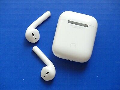 Authentic Apple AirPods 2nd Generation Left, Right, or Charging Case Replacement 8