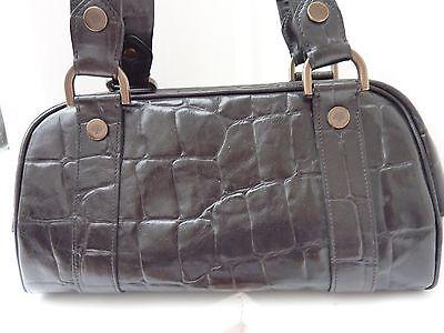 b9a3e799efc1 ... Genuine MULBERRY Jamie Bag - £595 - Vintage Black Congo Leather -  REDUCED 5