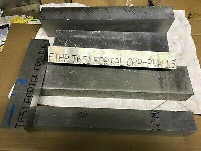 Aluminum Plate  Assortment 40 Pounds Drops Scrap  Quality Block Bar  QC 10 stock 10