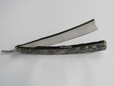 Super Knife Stainless Steel Straight Shaving Razor & Gift Wood Box–Sweeney Todd 4