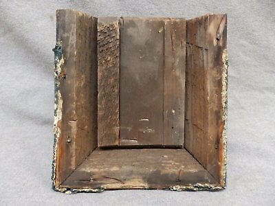 Antique Wood Corbel Gingerbread Shabby Old Chic Vintage 84-17R 7