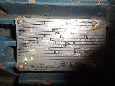 "RX-3622, METSO HM150 FHC-D 6"" x 4"" SLURRY PUMP W/ 75HP MOTOR AND FRAME"