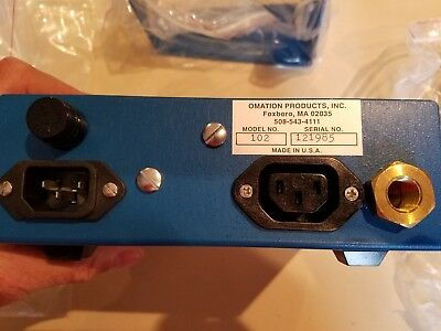 Omation 102 Fluid Liquid Dispenser Pneumatic Paint Adhesive Glue Dispensing New