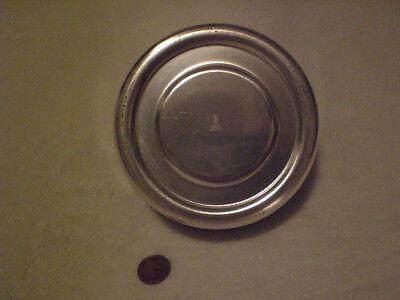 WMF IKORA Germany Silverplate kleine Schale versilbert Turmmarke im Kreis