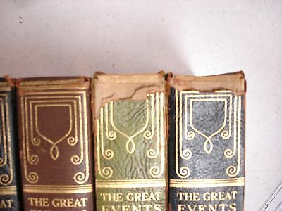 1923 Great Events of the Great War - 7 Volumes 3